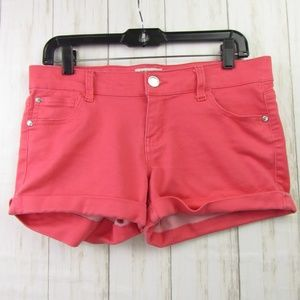 Celebrity Pink★Jeans Calypso Coral Shorts 9